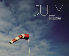 .. JULY IN LOVE ..